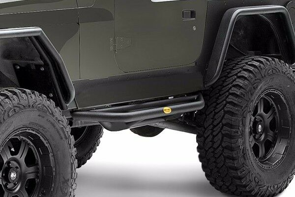 Smittybilt Src Side Armor Protection Amp Steps 04 06 Jeep