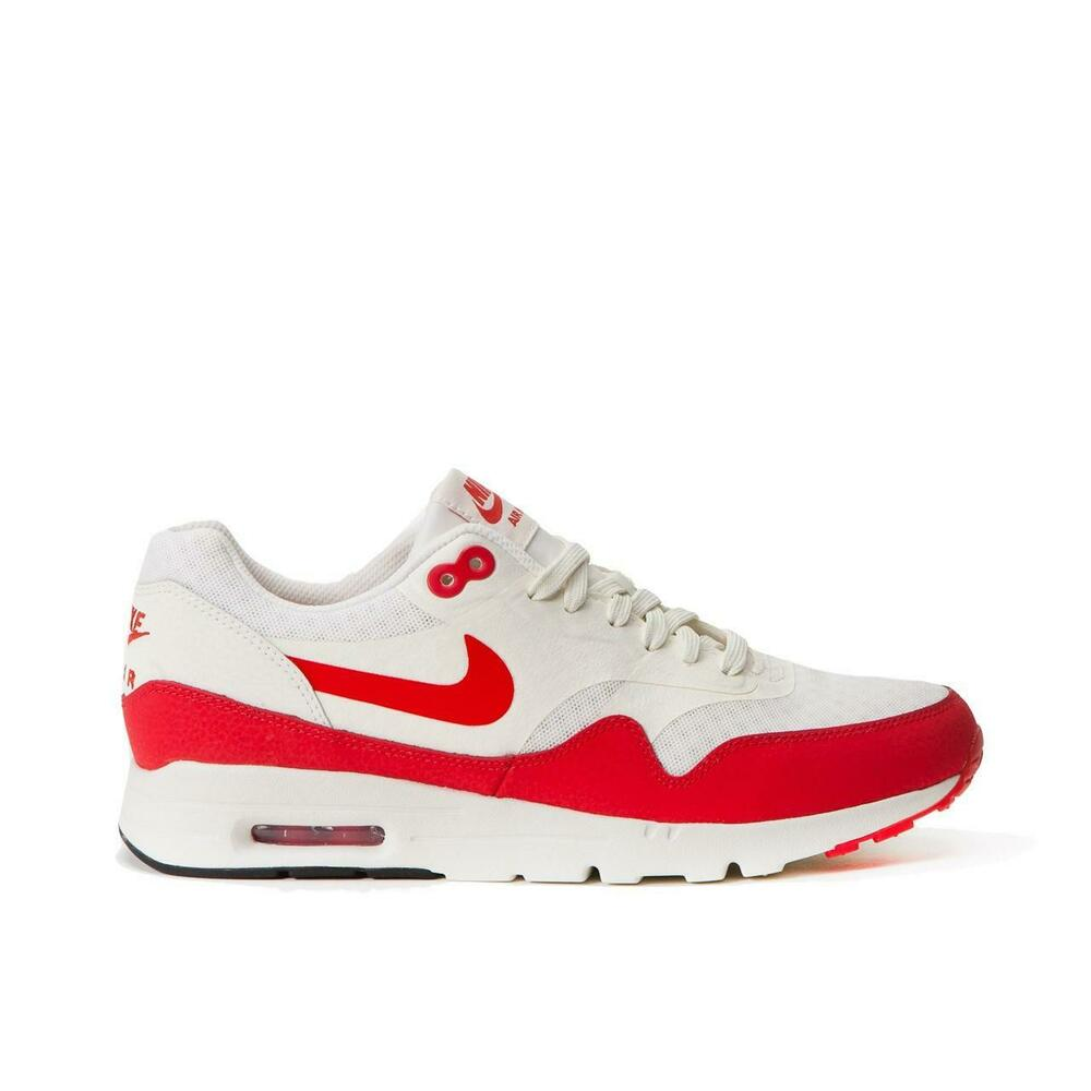 new product c972c 4cd38 Details about Womens NIKE AIR MAX 1 Ultra Essential Trainers 704993 100