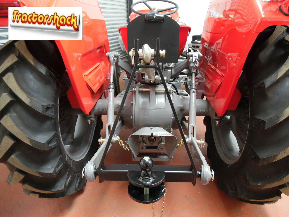 A Frame 3 Point Tow Hitch Compact Tractor Mounted