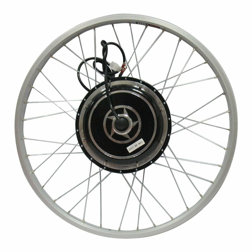 New Front Wheel Ebike 24V 350W engine Electric Bicycle ...