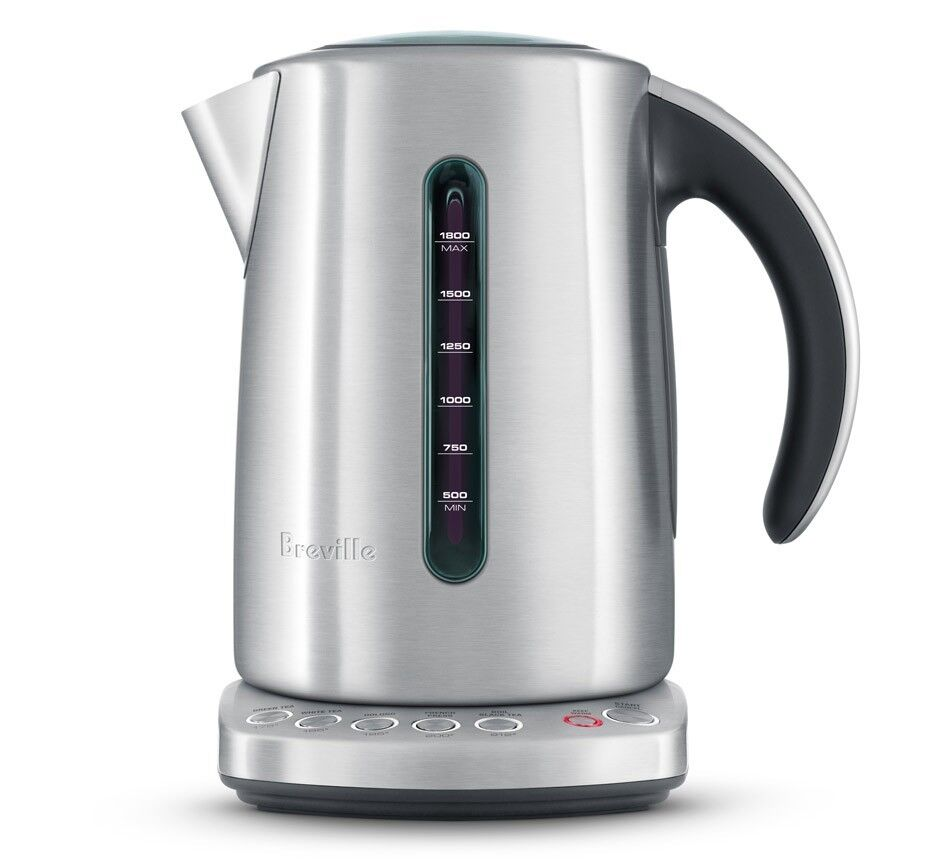 Breville Electric Tea Kettle ~ Breville the iq kettle bke xl tea volts ebay