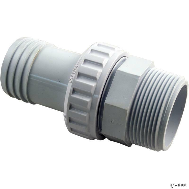 Pool Pump Or Filter Quick Disconnect Union Adapter 1 5