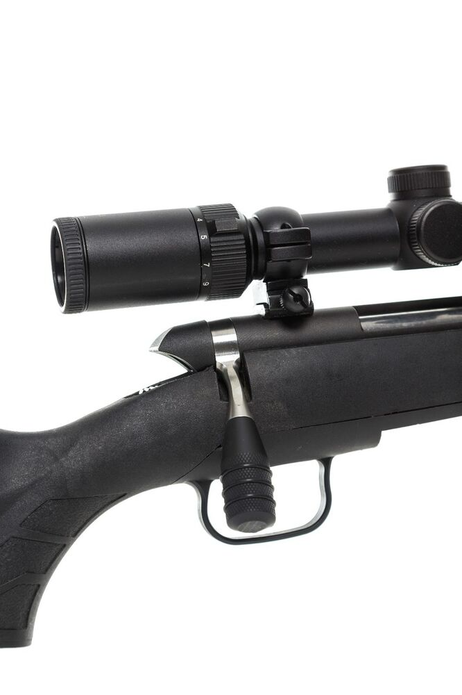 Tactical Bolt Handle For Savage Rifle