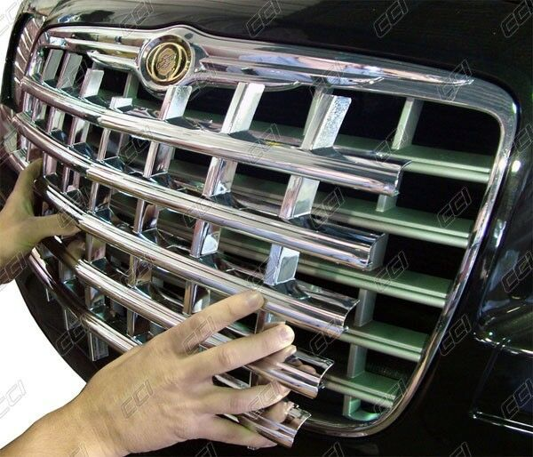 2005 2006 2007 2008 2009 2010 CHRYSLER 300 300C ABS GRILLE