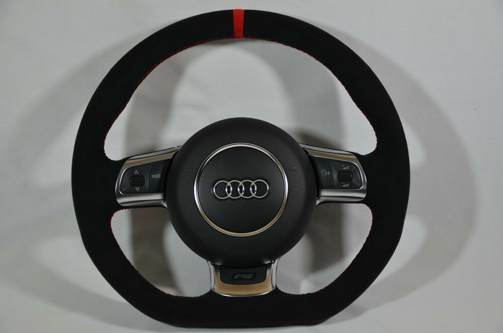 Audi R8 Steering Wheel Rs3 S5 Rs6 Rs4 Rs5 S3 Tts S Line