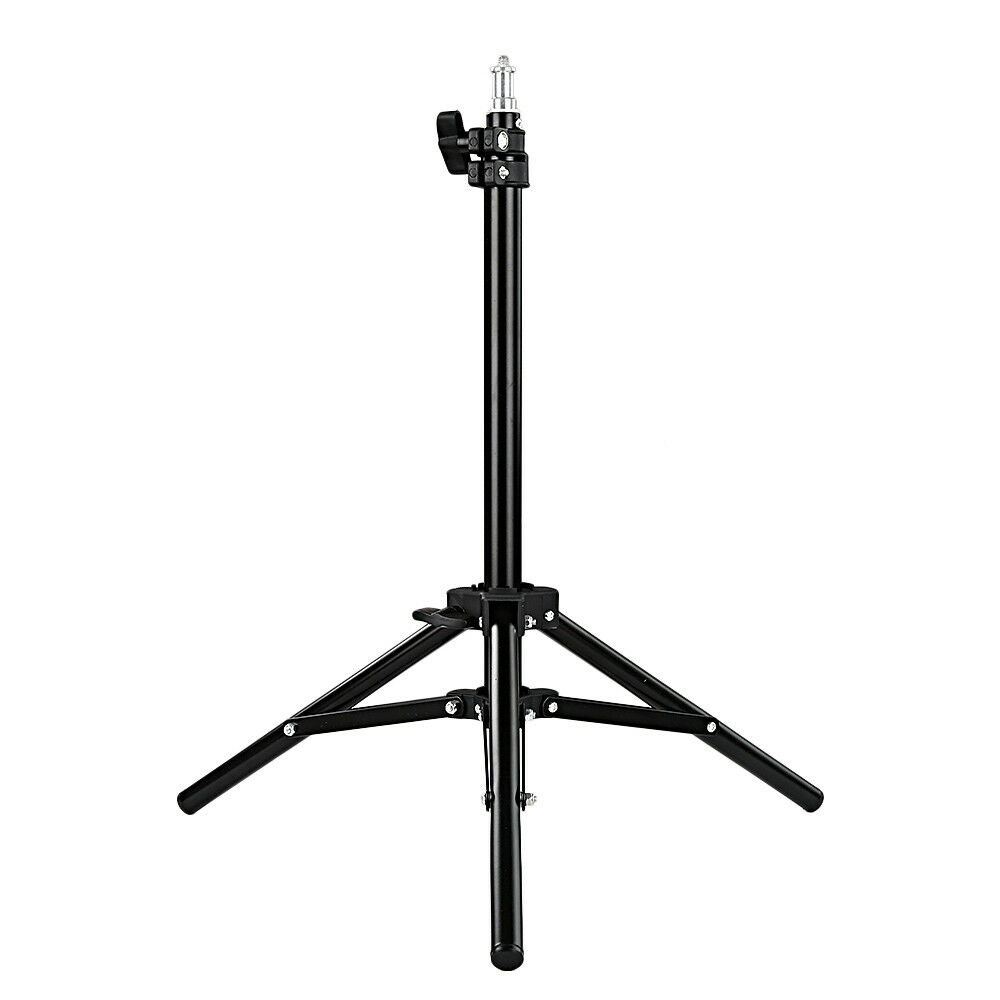 Light Stand Ebay: Foldable Studio Photography Flash Light Stand Support