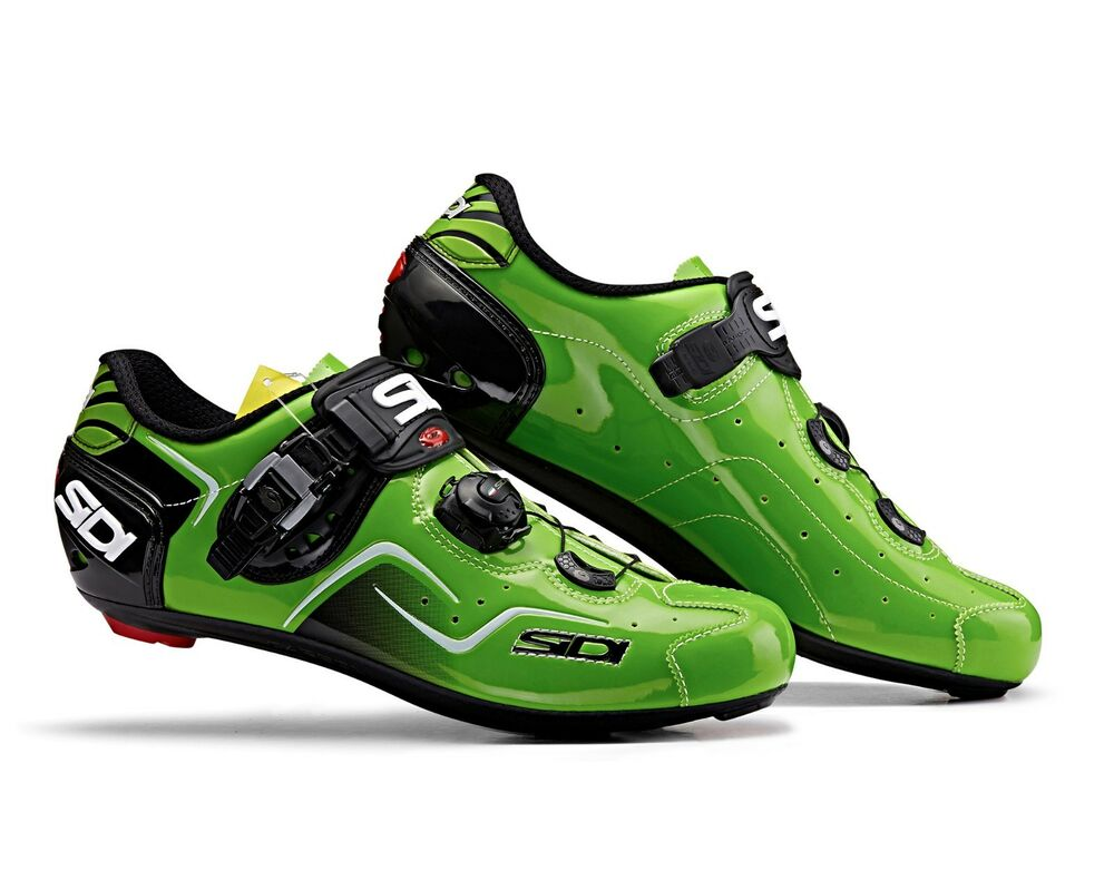Blue Road Cycling Shoes
