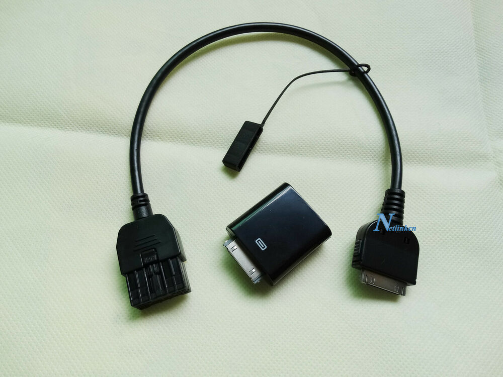 Ipod Aux Audio Cable For 2009 2012 Infiniti Ex35 Fx35 Fx50