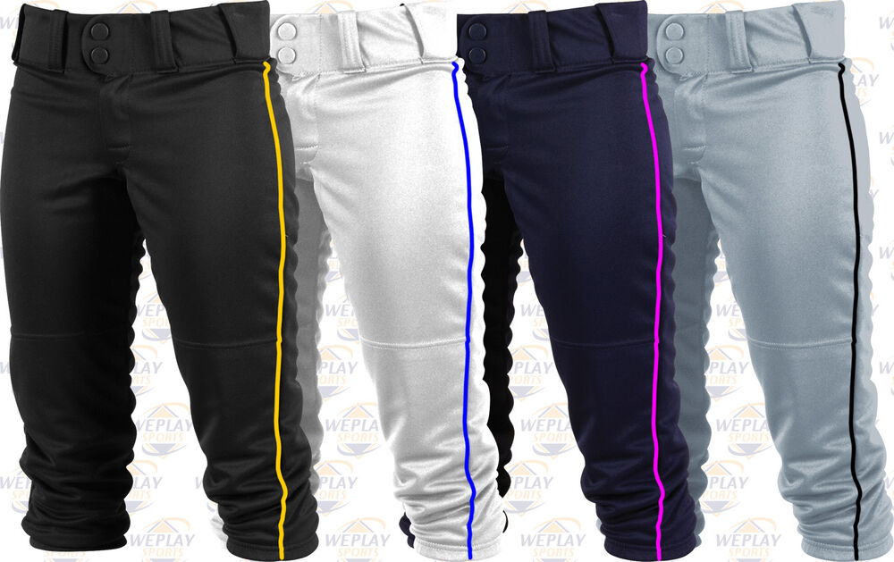 Adult Womens Worth FPEX Plush Fastpitch Softball Pants w ...