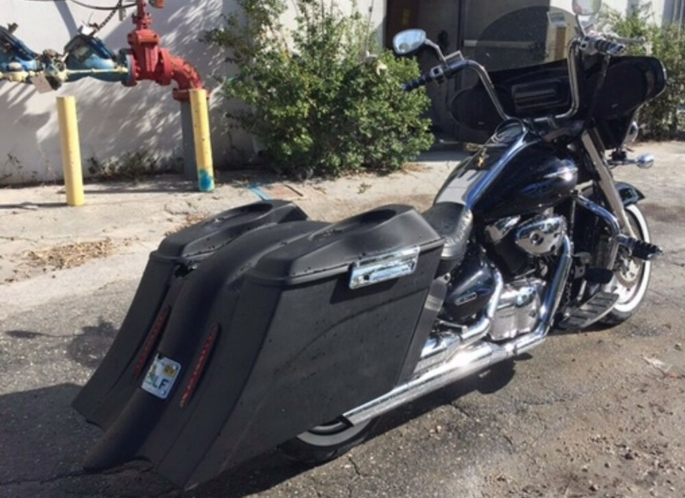 Suzuki Volusia Saddlebags