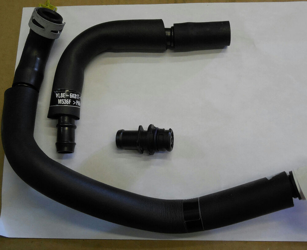 Ebay Motors Fees >> 2001 2002 2003 Ford Escape V6 3.0 PCV Hose Set Kit New OEM Parts | eBay
