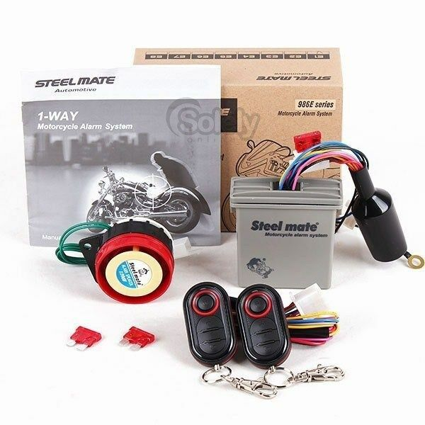 steelmate motorcycle alarm wiring diagram steelmate steelmate 986e remote engine auto start motorcycle bikes alarm on steelmate motorcycle alarm wiring diagram