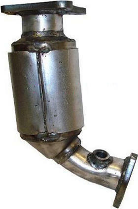 Quest 3 5l Rear Bank1 Manifold Catalytic Converter 2005