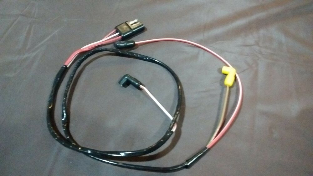 1971 Ford F100 390 Alternator Wiring Harness Ford Auto