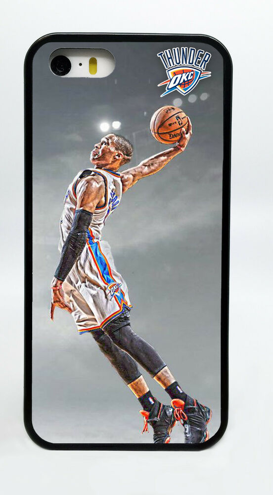 Russell westbrook okc thunder nba phone case for iphone 7 for Grove iphone 4 case