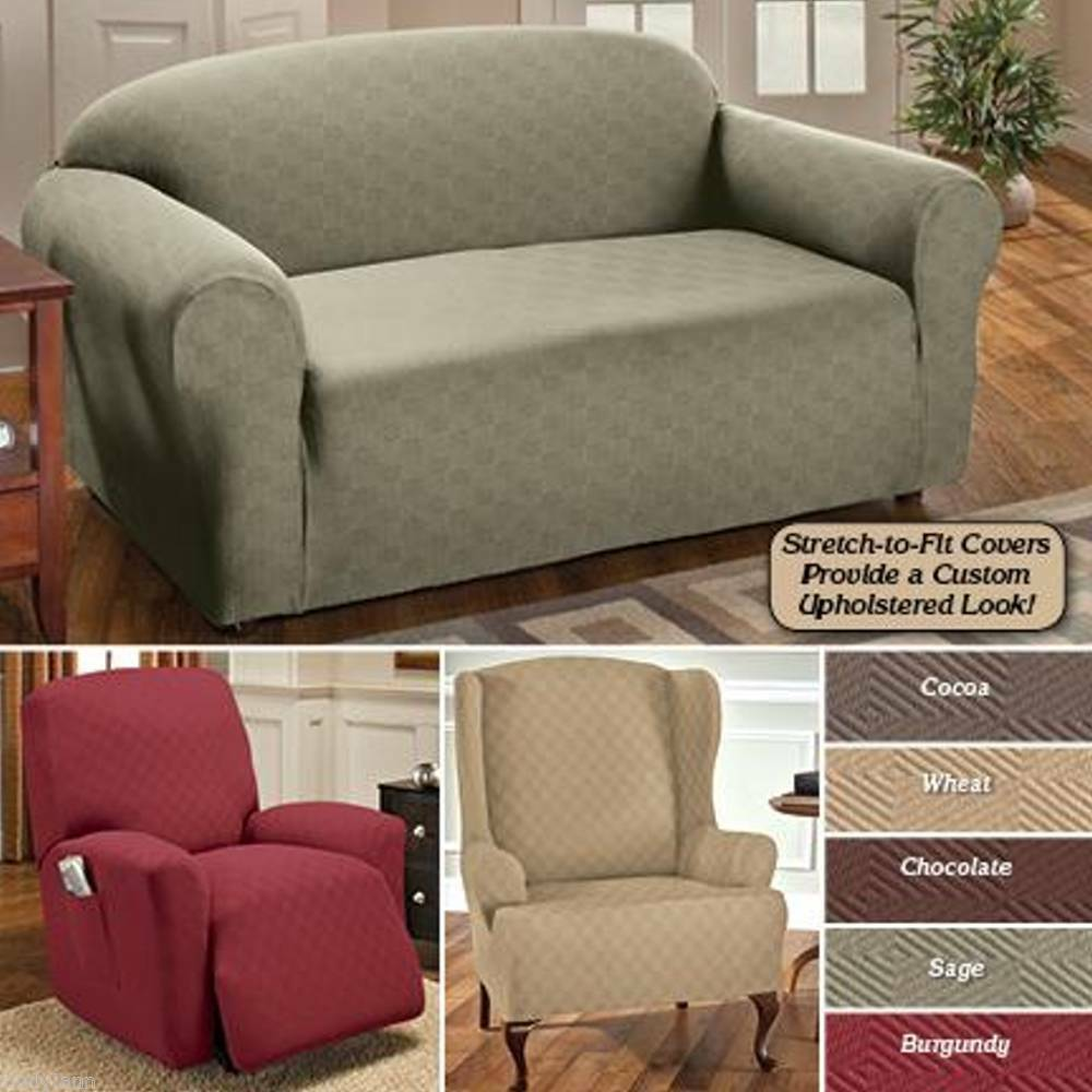 Stretch Sensations Slipcover Furniture Protector All Sizes