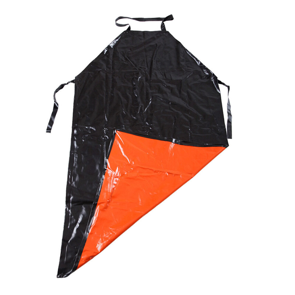Heavy Duty Aprons : Heavy duty vinyl waterproof apron light anti oil acid
