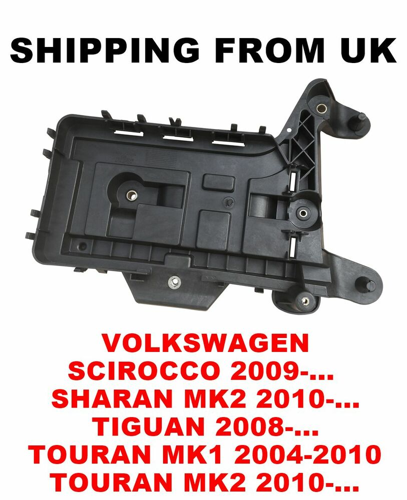 battery tray mount bracket holder vw scirocco sharan mk2. Black Bedroom Furniture Sets. Home Design Ideas