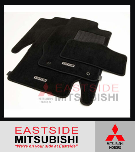 Genuine Mitsubishi Ml Mn Triton Double Cab Carpet Floor