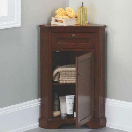 modern bath bathroom corner storage cabinet cupboard