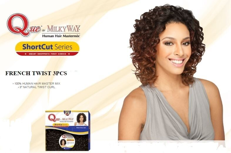 QUE BY MILKYWAY HUMAN HAIR MASTERMIX