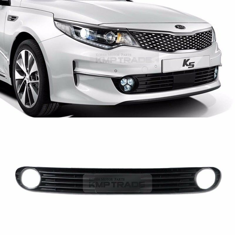 oem genuine front bumper low grille fog lamp cover 1p for. Black Bedroom Furniture Sets. Home Design Ideas