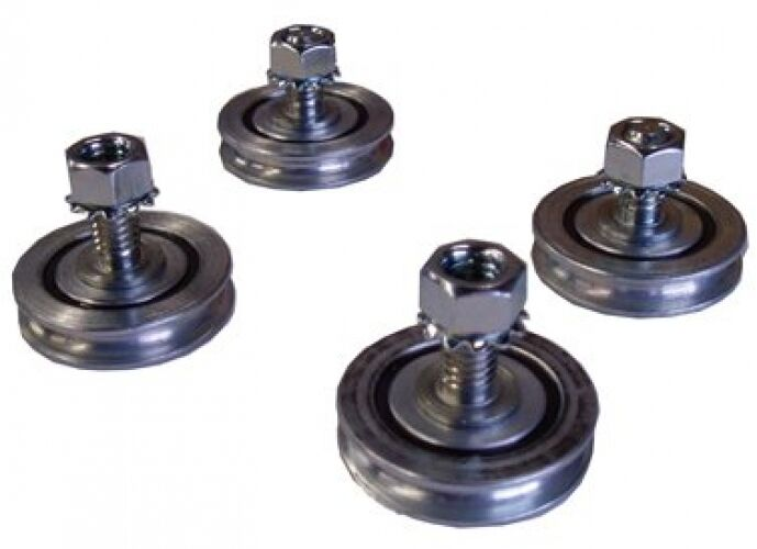 Husqvarna 030049 Carriage Tray Stand Wheels For Target