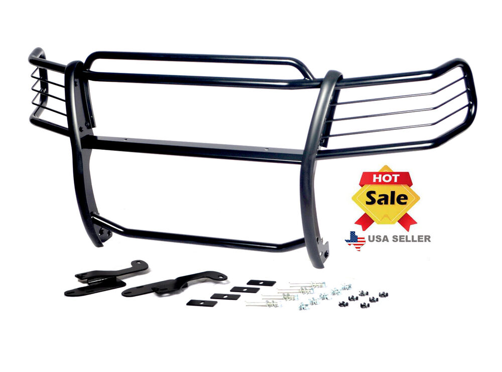 Ford Expedition Bumper Guard : Ford expedition wd grille brush guard bumper