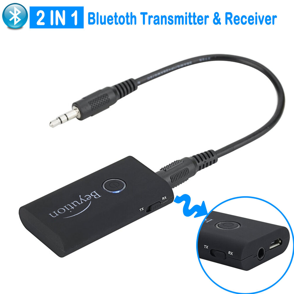 2 in 1 wireless bluetooth transmitter receiver a2dp. Black Bedroom Furniture Sets. Home Design Ideas