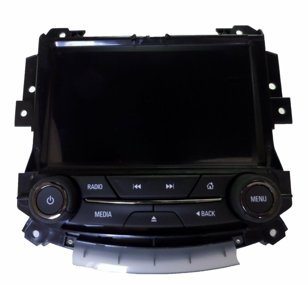 GENUINE RADIO CONTROL TOUCH SCREEN AUDIO / COCOA fits:2014, 2015 BUICK LACROSSE | eBay