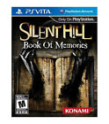 Silent Hill: Book of Memories (Sony PlayStation Vita, 2012)