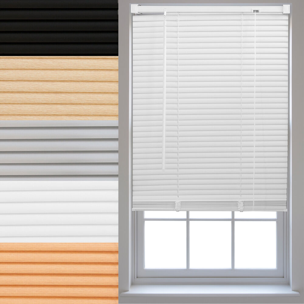 Pvc Venetian Blinds Made To Measure Window Home Office