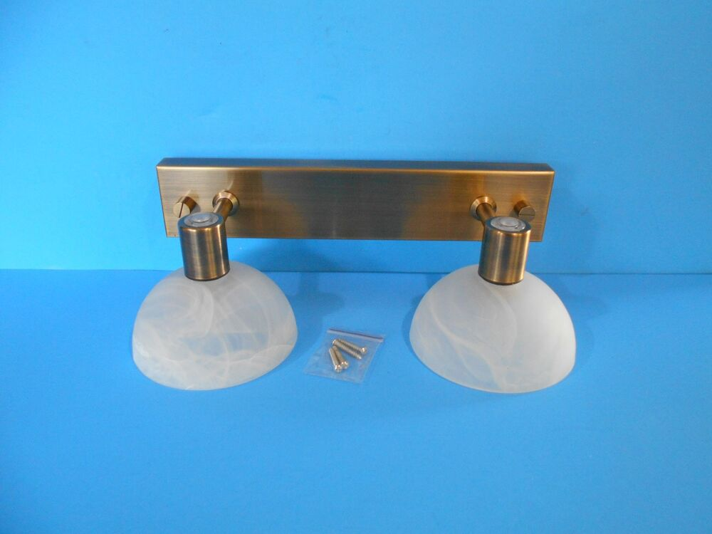 Vanity Lights For Rv : *RV 12 VOLT DUAL VANITY LIGHT WITH LED NIGHT LIGHT 69150-ABM/117 eBay