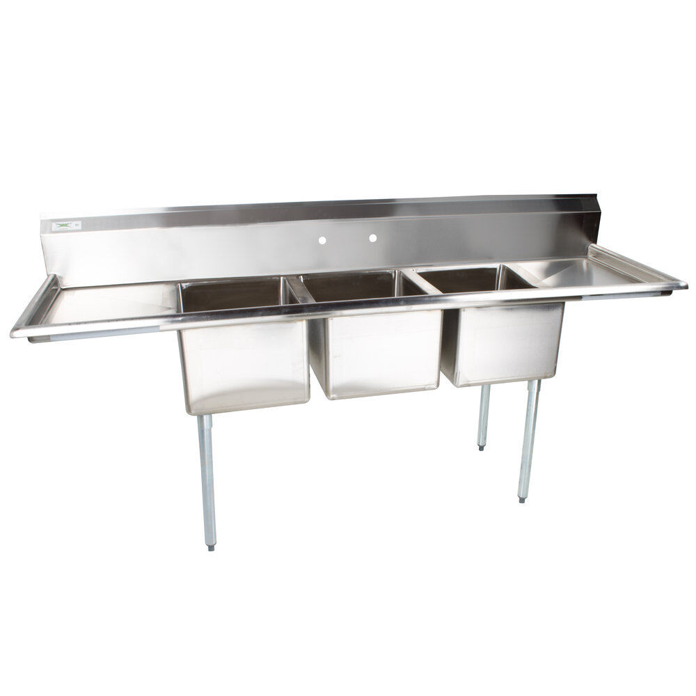 Stainless Industrial Sink : 103