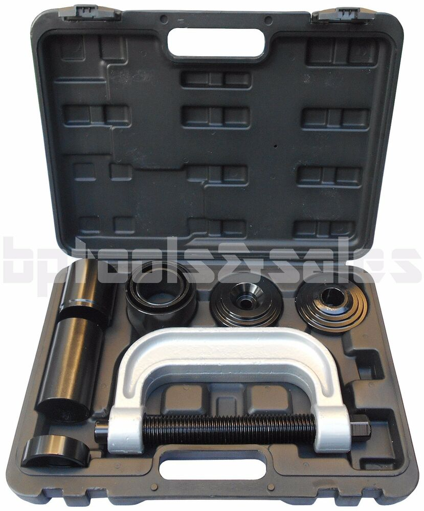In auto truck ball joint service tool kit wd