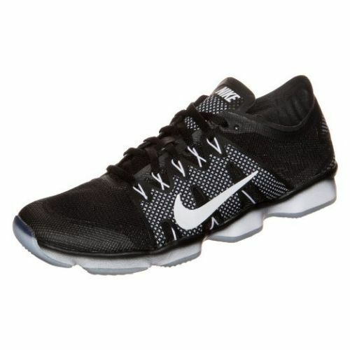 5f78dfdac7ff Details about NIKE AIR ZOOM FT AGILITY 2 RUNNING TRAINING WOMEN SHOES BLACK  806472 001 SZ 6 8