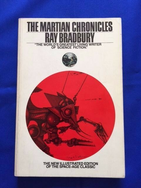 a review of ray bradburys the martian chronicles Essays and criticism on ray bradbury - bradbury, ray (vol 53) jonathan the body eclectic: sources of ray bradbury's martian chronicles university of mississippi studies in english 11-12 a review of driving blind, by ray bradbury.