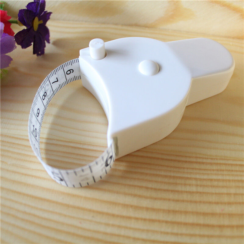 mini tape measure sewing cloth body dieting tailor retractable ruler 60inch 1 5m ebay. Black Bedroom Furniture Sets. Home Design Ideas