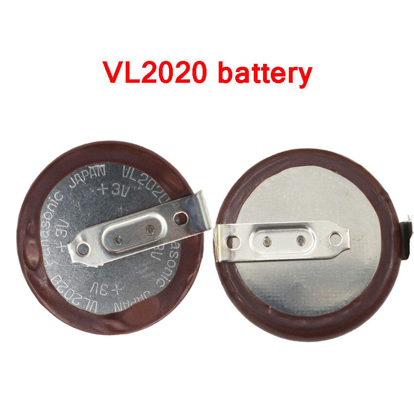 genuine for panasonic vl2020 rechargeable battery for bmw key fob 3 5 7 e46 seri ebay. Black Bedroom Furniture Sets. Home Design Ideas