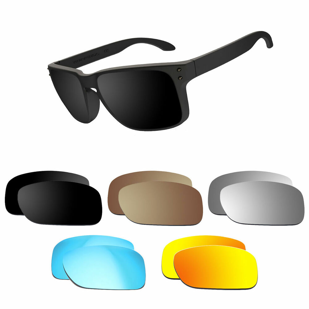 04f3eee75f57b Details about Optico Replacement Polarized Lenses for Oakley Holbrook Sunglasses  Sport Fashion