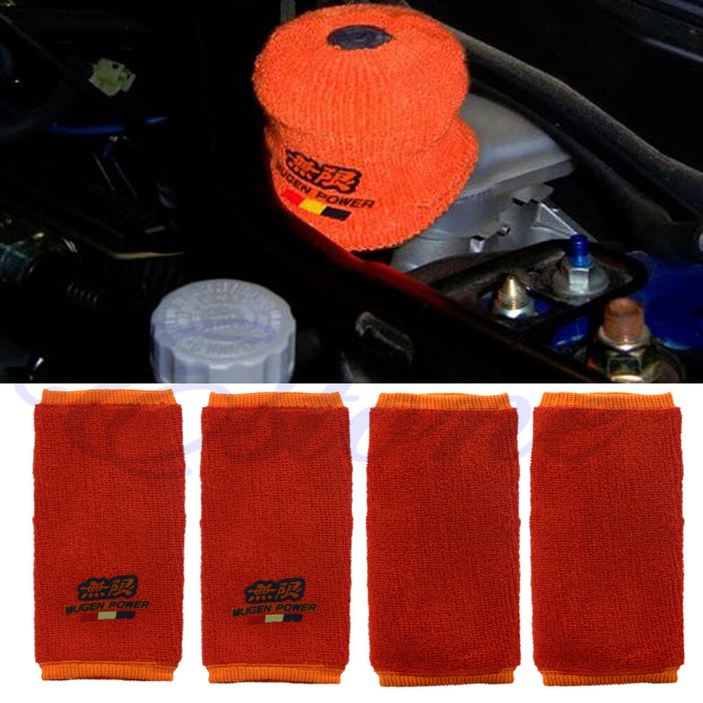 spoon sports reservoir cover sock honda acura civic integra  dc ek  da ef ebay