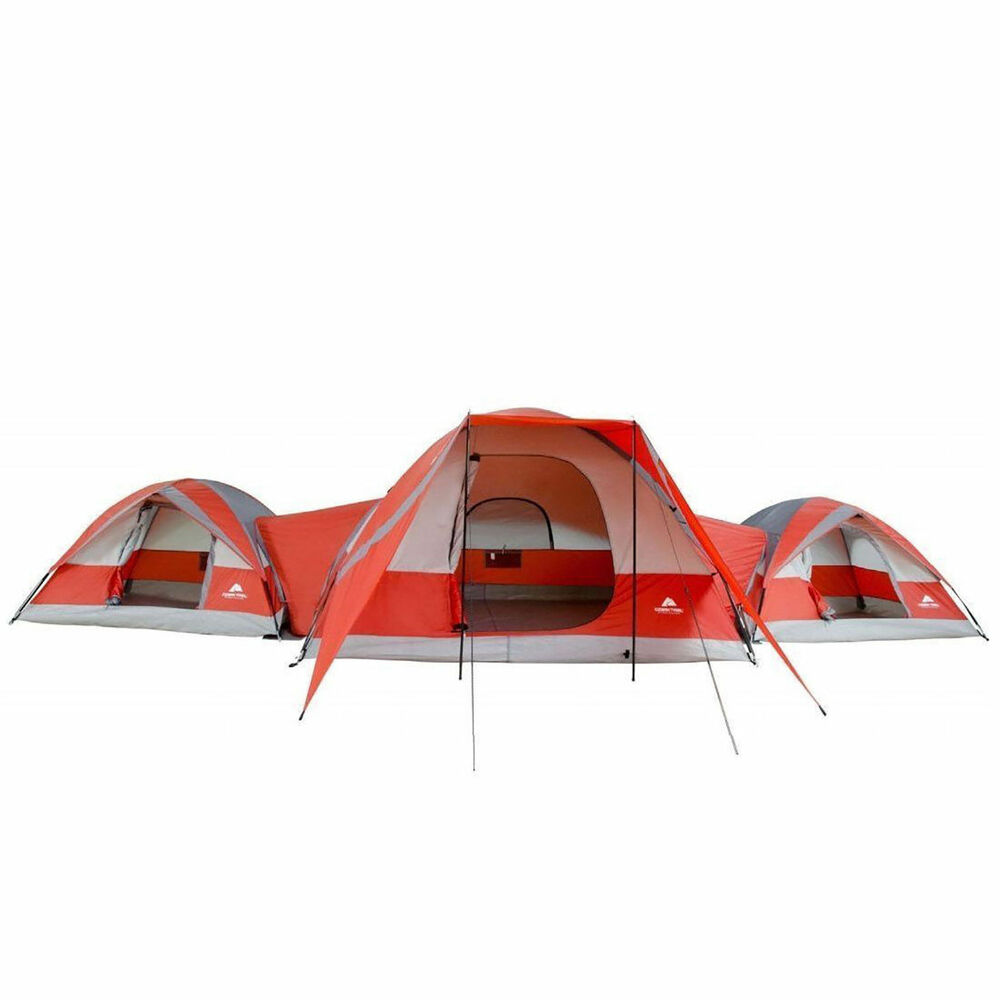 10 Room Camping Tent