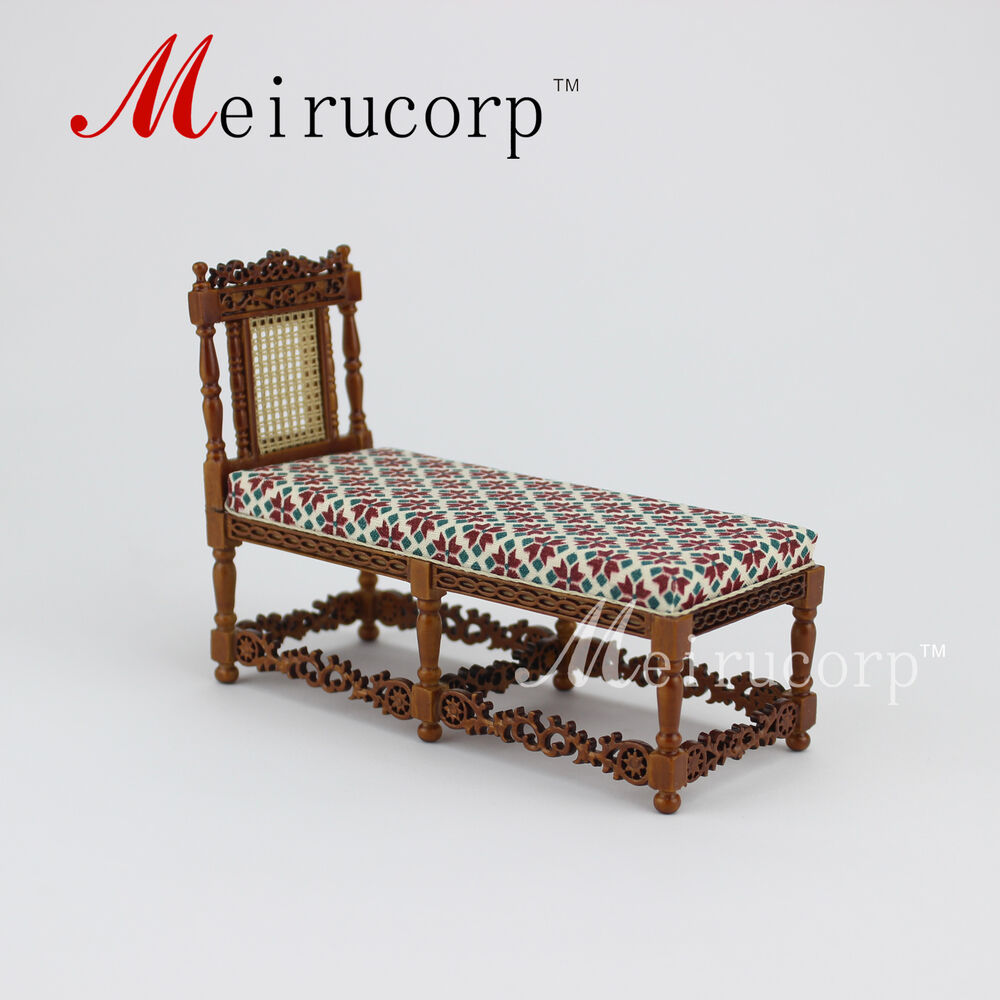 Dollhouse 1 12 Scale Miniature Furniture Hand Carved