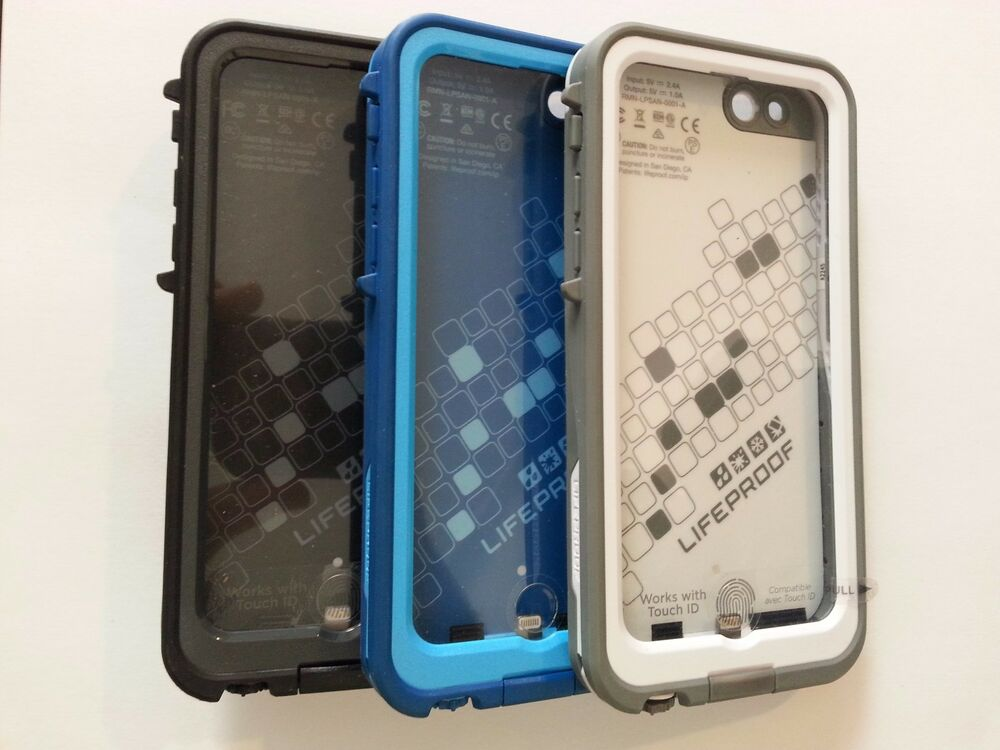 Original LifeProof Fre Power Battery Case For IPhone 6