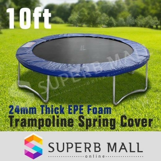 10ft Trampoline Spring Cover Replacement Safety Pad