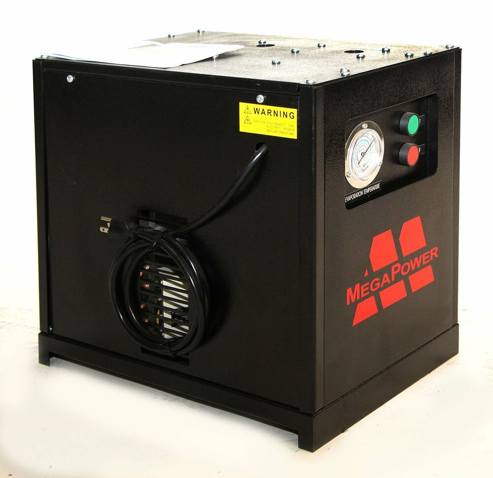 New Refrigerated Air Compressor Dryer 30 Cfm High