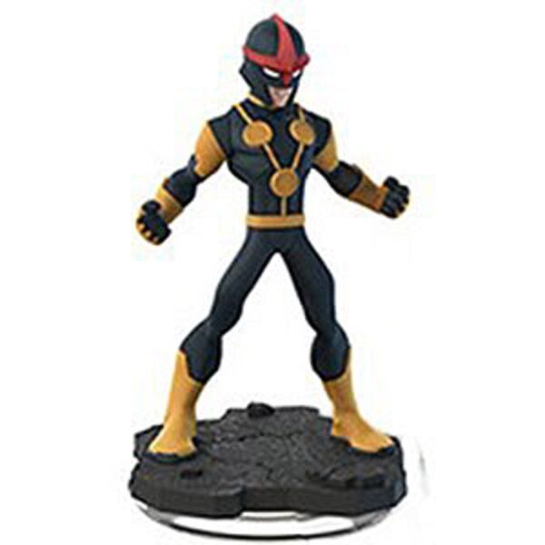 nova disney infinity 20 marvel action figure