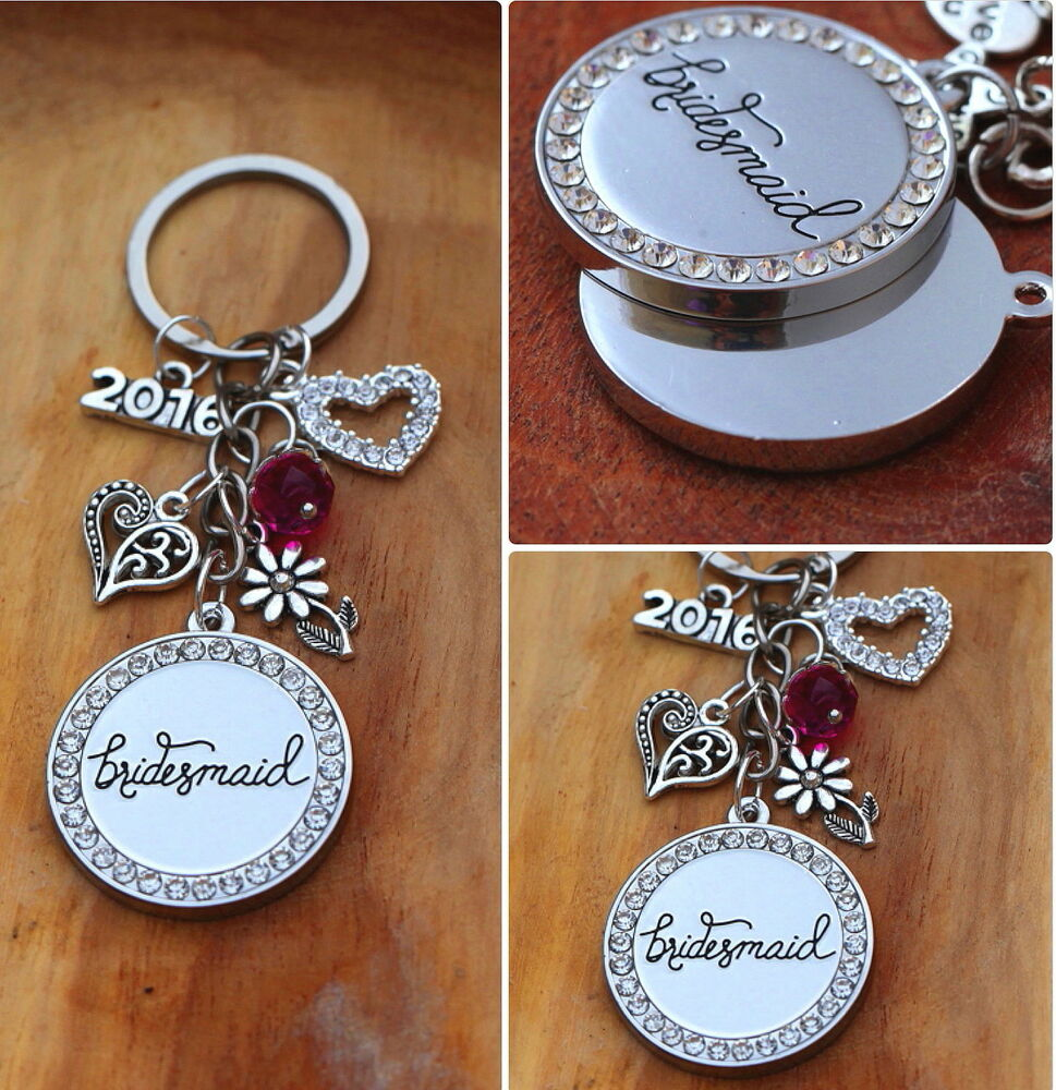 Keepsake Wedding Gifts: Personalised Wedding THANK YOU Bridesmaid, Mother Of Bride