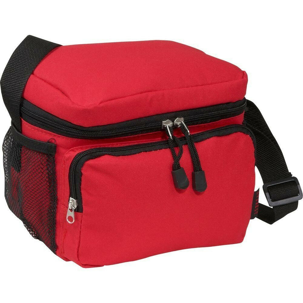 b43c995319 RED Everest Cooler Lunch Bag with Insulated Cooler Interior