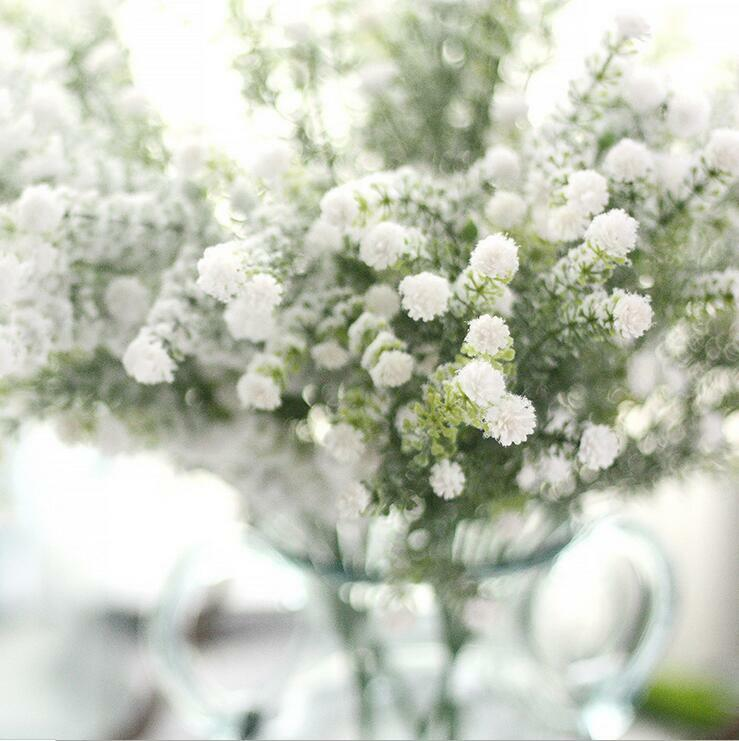 Artificial Gypsophila Baby S Breath Forget Me Not Fake